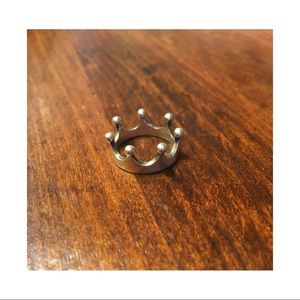 James Avery crown ring!